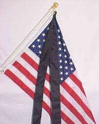 Mourning Flag