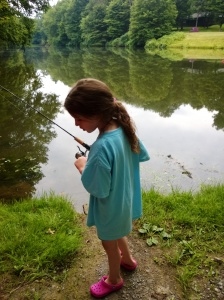 Naomi Loves Fishing