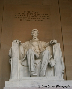 Lincoln Memorial with watermark