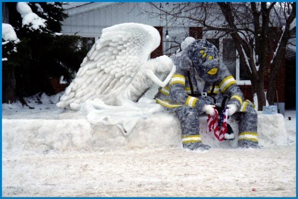 9-11-Ice-Sculpture