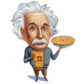Einstein Pie